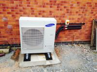 Samsung 9kW Monobloc Air source heat pump
