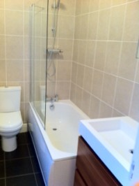 Bathroom installation in cheshunt, Hertfordshire