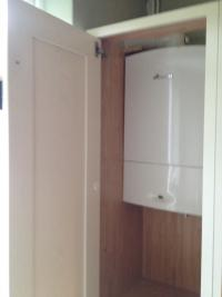 Worcester Bosch been in replaced