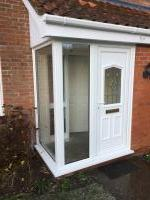 Replacement porch
