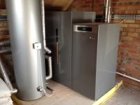 Biomass Boiler - South Kelsey, Lincoln