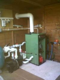 Swimming Pool Boiler by LWL Heating