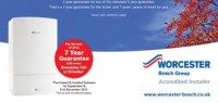 Worcester accredited installers.