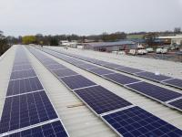 Commercial PV Panels