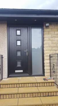 Designer Composite front door