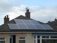 Solar PV wrexham