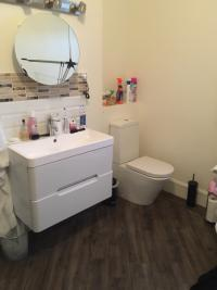Bathroom refurb at Norfolk Road