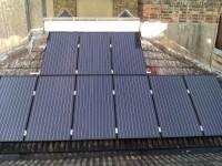 1.85kWp system in Stoke Newington, Clissold Pk