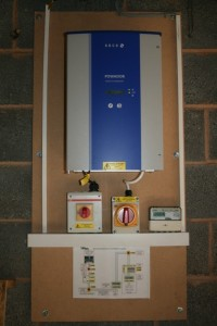Midlands Solar - 2.45kWp Suntech Panels with a Kaco 3002 Inverter (2)