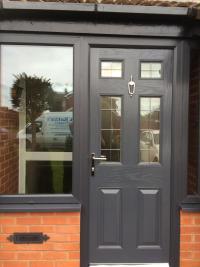 Composite Door Ral Gray