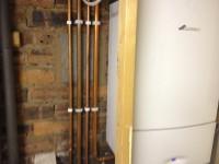 Worcester Bosch install