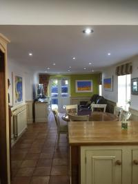 Kitchen and Led lighting works Deeside