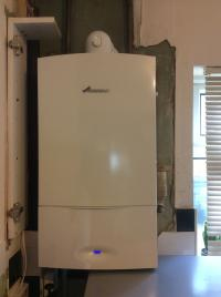 one of boiler we installed in slough