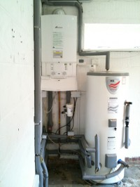 Broken Boiler Replacement