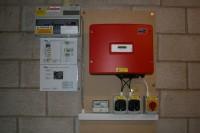 Midlands Solar 3.84kWp Sanyo HIT240 & Sunny Boy SB3800 Inverter. (2)