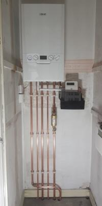 Ideal Boiler Installation_06