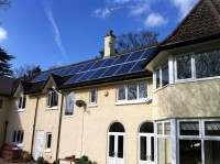 3.87 kW Residential Installation, Northamptonshire