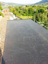 Decaids EPDM Rubber Roof - Caldicot