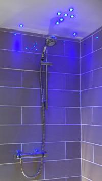 New bathroom install