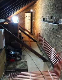 Boiler & Cylinder Installation