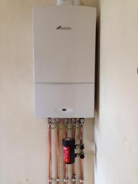 Boiler installation (1)