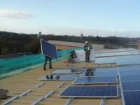 Frylite Solar Installation County Tyrone - Renewable Energy