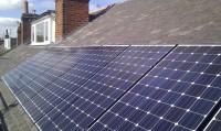 Midlands Solar - 2.82kWp Sanyo system - Perfect Slatework (2)