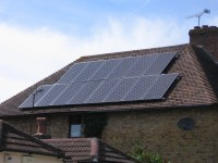 3.5 Kw Domestic PV Installation
