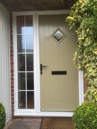 Truedor Composite Door - Aberdare