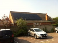4.0 KWP install -Mountsorell - Leicestershire