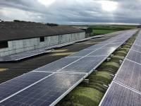 A 50kWp Commercial Solar Installation