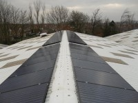 50 kWp Commercial Install at a Manufacturing Plant in Newcastle upon Tyne
