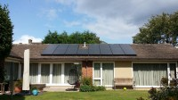 3.975KW Domestic Installation Newbold Chesterfield
