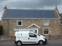 Romag 3.96kWp In Roof Installation
