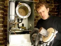 Full boiler service