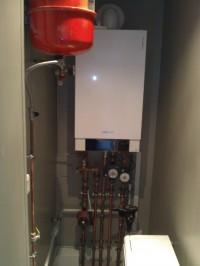 60 kw viessmann vitodense 200-w boiler