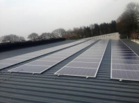 25.0 KWP - Poultry Farm - Warwicksire - Completed April 2013
