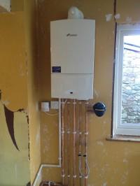 boiler installed in newton abbot