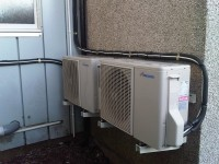 Air to Air Heatpumps