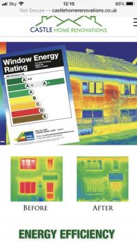 Our windows are certified at A+ rated