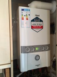New Boiler at Bon Accord guest House