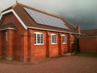 Solar PV Church Building