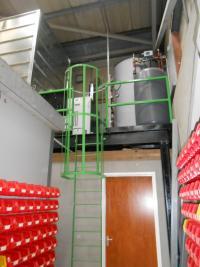 Recent 99KW KES Biomass Installation - Dennett Outdoor