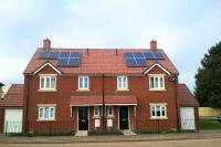 Installed by Queenswood Development and Green Energy Company Ltd - Bridgwater