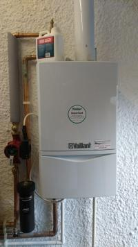 Replacement Vaillant Boiler