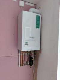Vaillant combi boiler