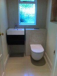 bathroom installation in welwyn, Hertfordshire