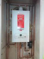 Converting old open vented central heating system to sealed system with new combi boiler