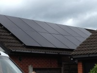 4 kWp Solar PV System
