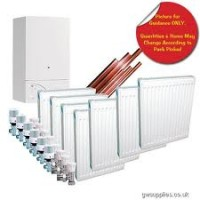 Full Heating Installs